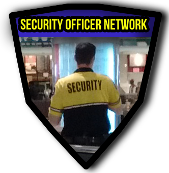 The Security Officer Network Logo